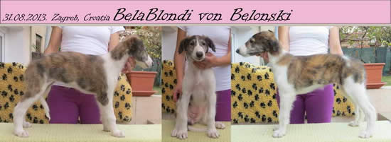 BellaBlondi Von Belonski